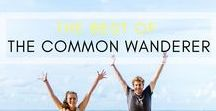 THE COMMON WANDERER | BEST OF / Home to all of The Common Wanderer's best posts. includes: Travel tips and guides Africa travel tips and guides Asia travel tips and guides Europe travel tips and guides Inspiration from around the world Responsible travel advice  #ichosetowander