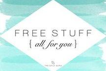 F R E E + S T U F F / Free tools, checklist, E-book and online resources for aspiring women