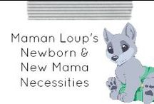 Newborn Necessities / Find reviews of everything you need for a newborn!