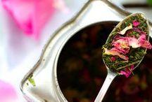 - Tea time -