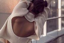 Sweaters / fall inspiration