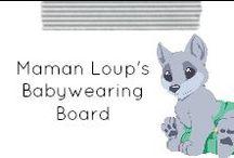 Babywearing Board