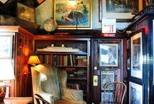 Awesome house ideas. / I spent a lot of time here 21 and on, always love the boat house and the decor.