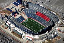 Football stadiums / by Ryan Rivas