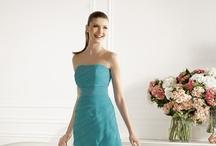 Společenské šaty Pronavias 2013 / Společenské šaty od Pronavias, modelová řada 2013.