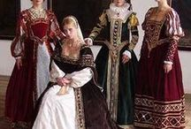 fashion in history / by Shari Hudson