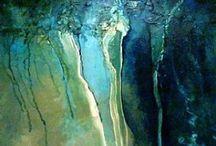 schilderkunst / Inspiratie voor abstracte schilderkunst