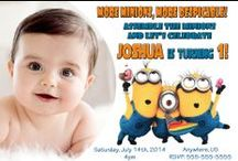 Despicable Me 2 Movie Birthday Invitations and party supplies / Despicable Me 2 movie, despicable me 2, despicable me 2 invitations, despicable me 2 birthday invitations, chalkboard despicable me 2 birthday invitations, minions birthday invitations , despicable me 2 birthday custom invitations, despicable me 2 party, despicable me 2 birthday supplies, despicable me 2 birthday decorations, minions goodie bag toppers, minions toppers, minions invitations, despicable me birthday balloons, minions stickers, minions