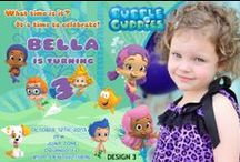 Bubble Guppies Birthday Invitations and Party Supplies / Bubble Guppies, Bubble Guppies Birthday Invitations, Bubble Guppies Bottle Caps Images, Bubble Guppies Gift Tags, Bubble Guppies Birthday Decorations, Bubble Guppies birthday banner, Bubble Guppies Party, Bubble guppies Birthday Party, Bubble Guppies Digital Birthday Invitations