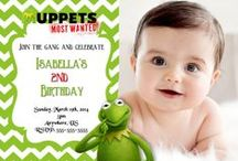 Muppets Most Wanted Birthday Invitations / Muppets Most Wanted, Muppets Most Wanted Invitations, Muppets Most Wanted Gift Tags, Muppets Most Wanted Movie Tickets, Muppets Most Wanted Toppers, Muppets Most Wanted Birthday supplies, Muppets Most Wanted Party Supplies
