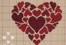 Embroidery: Cross stitch