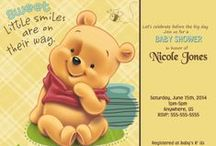 Winnie the Pooh Birthday Invitations and Baby shower invitations / Winnie the Pooh Baby Shower Invitations, Winnie the Pooh, Winnie the pooh birthday party, Winnie the pooh baby shower supplies, Winnie the pooh baby shower decorations, Winnie the pooh baby shower custom invitations, Winnie the pooh baby shower digital invitations, Winnie the pooh party, Winnie the pooh birthday decorations, Winnie the pooh bottle caps