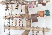 Displays and tips for craft fairs