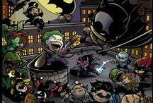 Comic book stuff