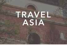Travel // Asia / Travel destinations in Asia and tips for when you get there.  travel asia, asia, china, japan, korea, thailand, vietnam, philippines, travel hacking