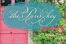 The Paris Key! / Book reviews, book talk announcements and pictures of keys, knockers, key art, Paris sights