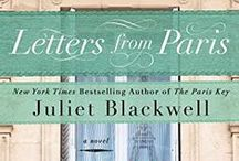 Author Pages / All about Juliet Blackwell, New York Times best-selling author -- interviews, pics, links to books and blogposts