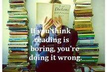 I Love Books! / books, reading, inspiration