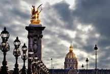Paris: City of Light / All things Paris -- mostly sights, but also some travel tips