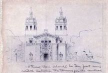 Julia Morgan / life of Julia Morgan, some history, pics of her buildings and sketches, and places inspired by her