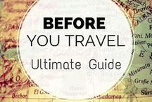 travel / mostly travel tips