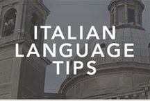 Let's Learn Italian // Language Learning / Let's learn the Italian language! Visit http://eurolinguiste.com/italian for more resources  Are you ready to parlez français? Here are a collection of French language resources to help get you started.  learn italian, italian language, italian language resources, l'italien, apprendre l'italien, parler italien, language learning