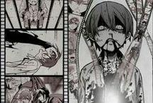 ☠ anime horror