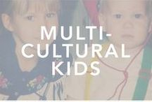 Multicultural Kids // Culture & Language Learning Activities for Kids / Culture and Language Learning activities for kids.  bilingual parenting, bilingual kids, multicultural kids