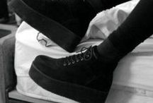 ☠ boots / buty