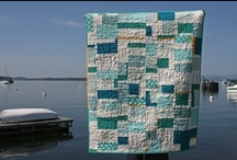 quilts and patchwork / by Diane Stanley