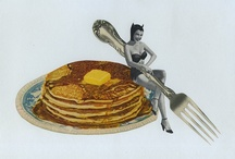 Especially for... / ...he who does not pin but loves things like pancakes, and pancakes.