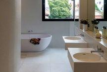 The Bath / Bathrooms. Items for bathrooms.