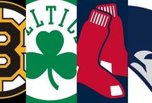 My/Our BOSTON and Its Sports / BECAUSE WE ARE BOSTON STRONG