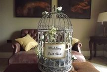 Wedding DIY tips / I wanted to share different wedding ideas with you that I see here at Lough Eske Castle.