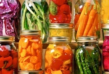 Freezing, Canning and Dehydrating