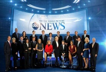 ABC News Anchors / Photos with links back to the bios and author pages of ABC News correspondents.  / by ABC News