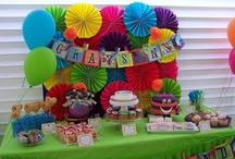 Kid's Birthday Parties / by Sharon H