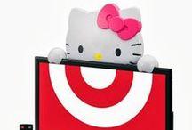 Hello Kitty Fandom / by Leslie Weilbacher