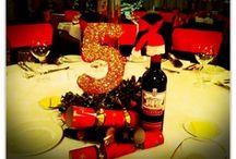 Staff Christmas Party Night