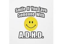 ADHD  / ADHD  / by Jenn Hutchinson
