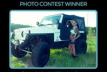Photo Contest / Here are some of the great entries we receive for our quarterly Jeep Photo Contest. Keep'em coming!