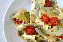 Food - Pasta & co / Pasta's, risotto's, etc.