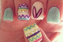 Nailed It! / Nail designs I like and/or have had. / by Leslie Weilbacher