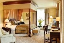 Lough Eske Castle Guestrooms / The Presidential Suite, Castle Suites, Garden Suites, Junior Suites, Deluxe Rooms and Courtyard Rooms
