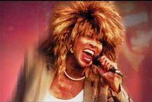 Tina Turner / by Brenda Hyland