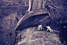 Holiday - Halloweenify our home / Ideas for Halloween/Samhain