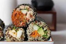 Food - Rice cube