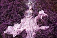 Inspiration - Fairytale moodboard
