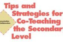Co-Teaching / by Leslie Weilbacher