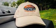 Jeep Tee Shirts & Hats